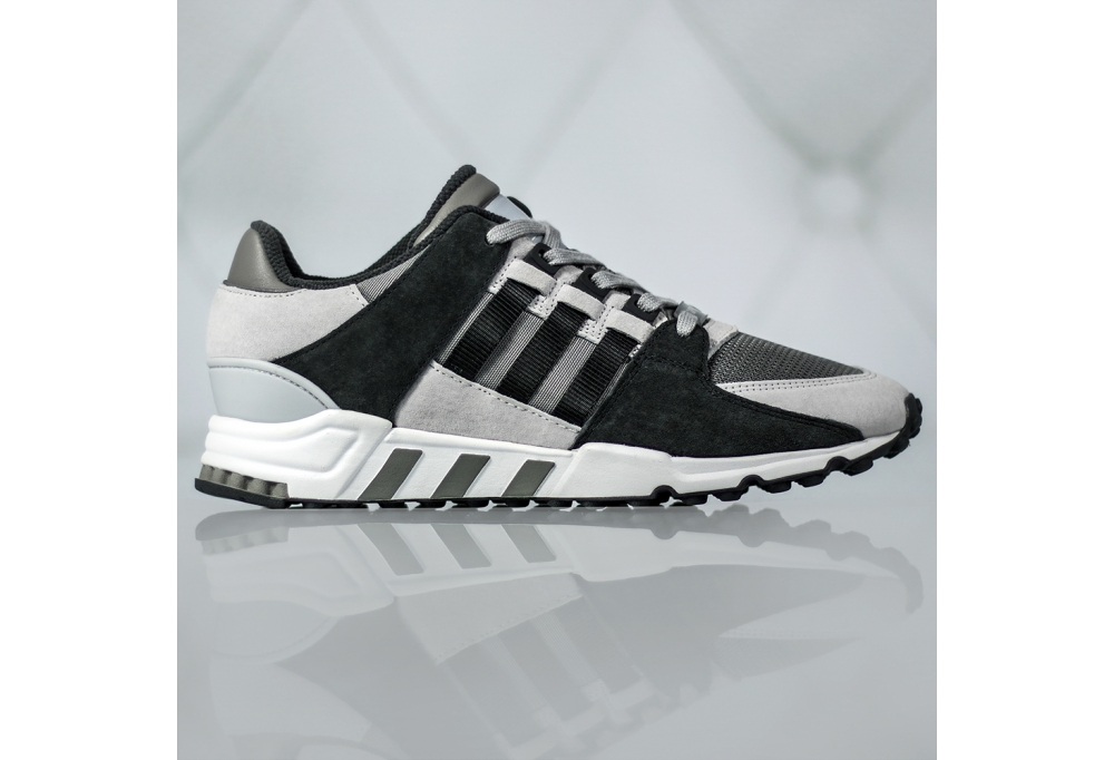 Adidas BB1324 Men EQT Support RF Running shoes black white