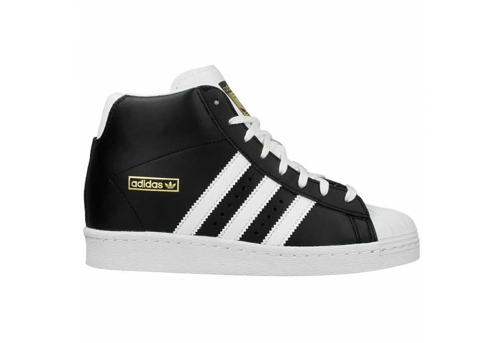 adidas Originals Superstar Up W Women Sneaker Black S82934