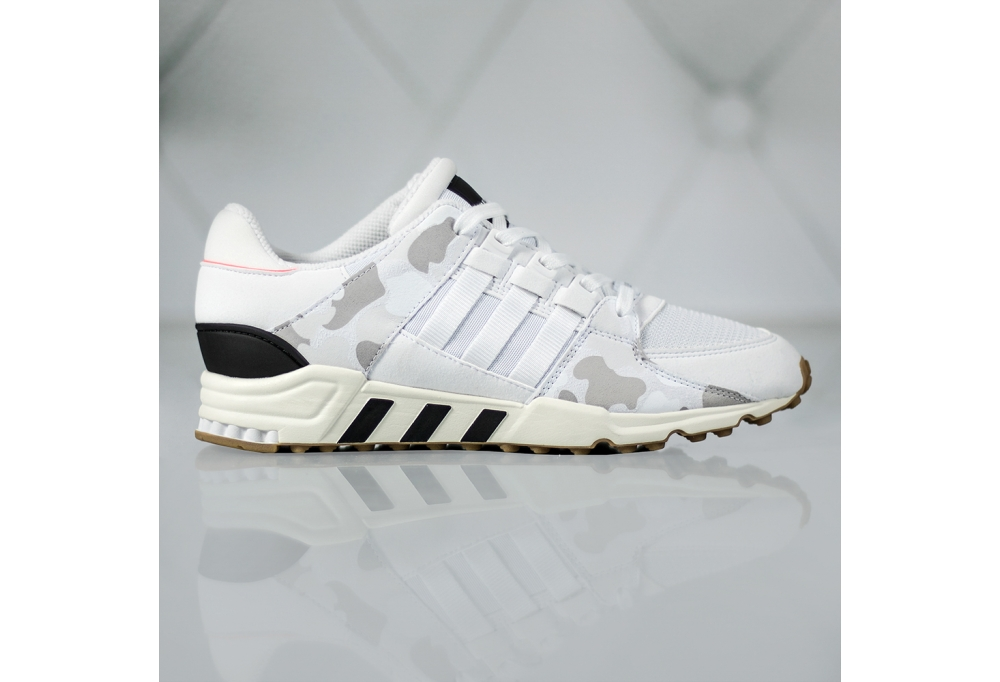 adidas EQT Support RF (Vintage White/Core Black Footwear White