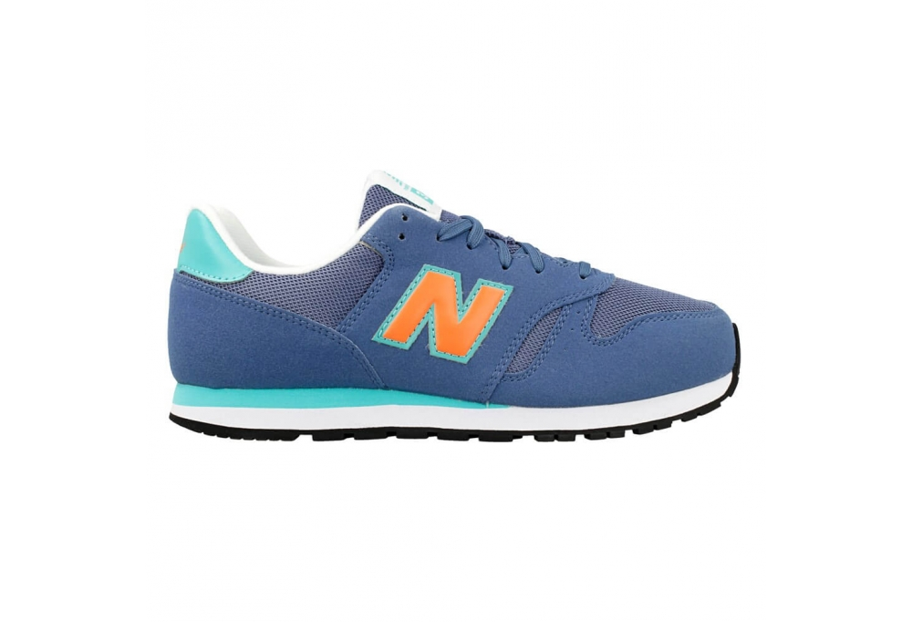 new balance 373 blue orange