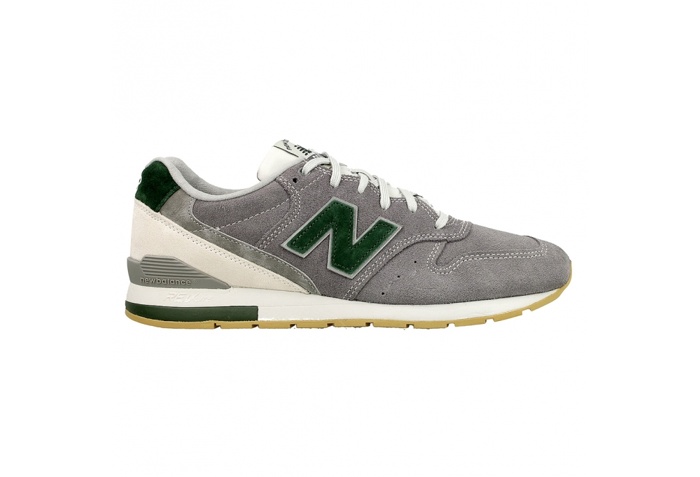 new balance 996 trainers in green mrl996lh
