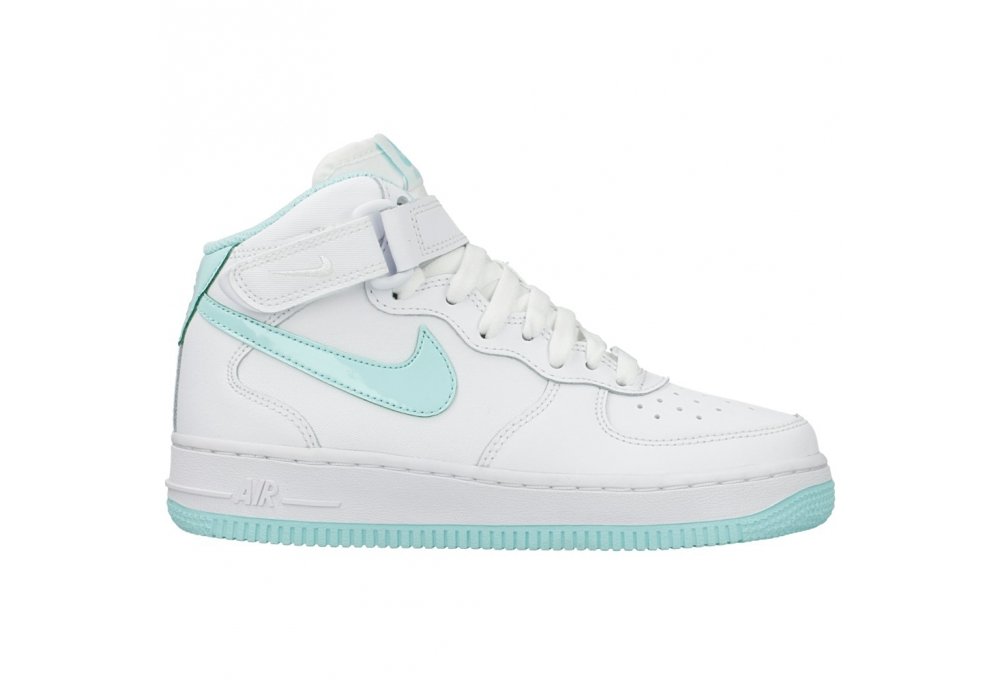 ... magnifying_glass Nike Air Force 1 Mid Gs 518218-107 ...