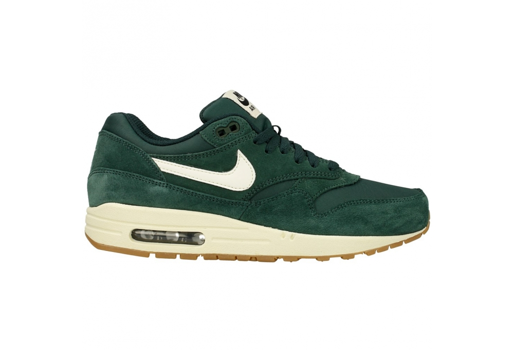nike air max 1 essential grün