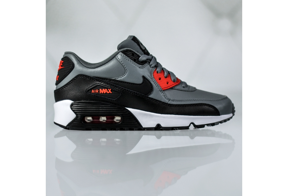 ... magnifying_glass Nike Air Max 90 Ltr Gs 833412-010 ...