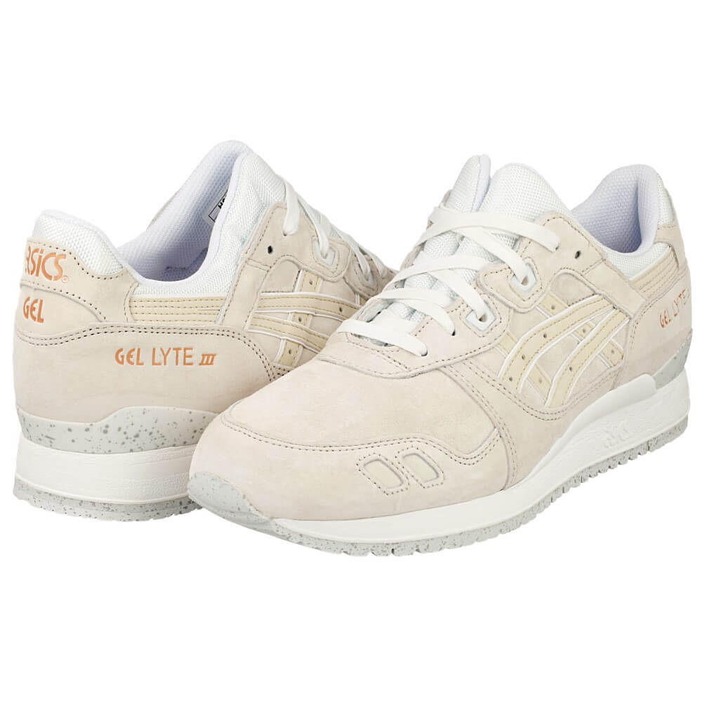 asics gel lyte iii rose gold h624l 9999 kremowy en. Black Bedroom Furniture Sets. Home Design Ideas