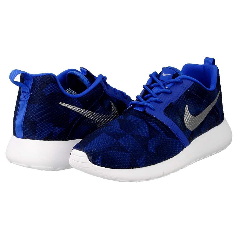 nike chaussettes élite de basket-ball - Nike Roshe One Flight Weight GS 705485-403 | Blue ? EN Distance.eu