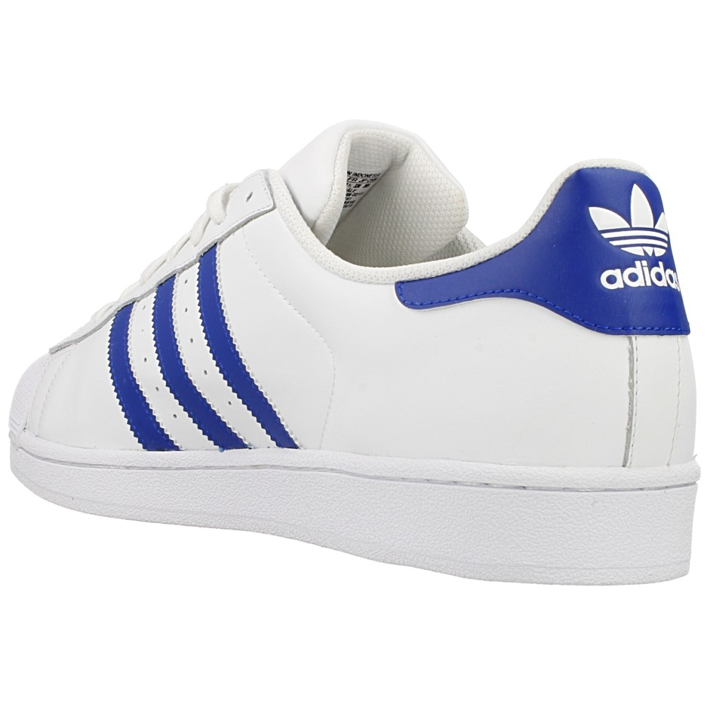 ADIDAS SUPERSTAR FOUNDATION Clásico de moda
