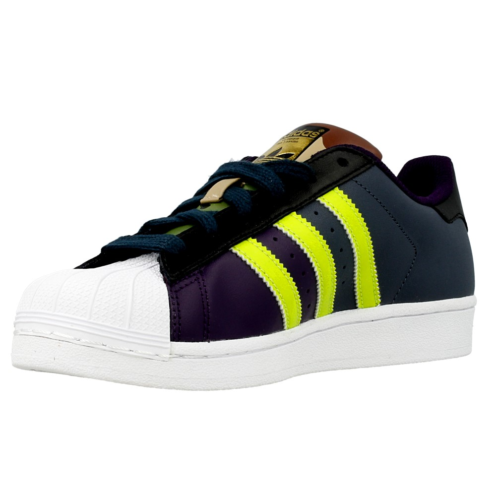 adidas superstar oddity k b25737 black dark blue blue. Black Bedroom Furniture Sets. Home Design Ideas
