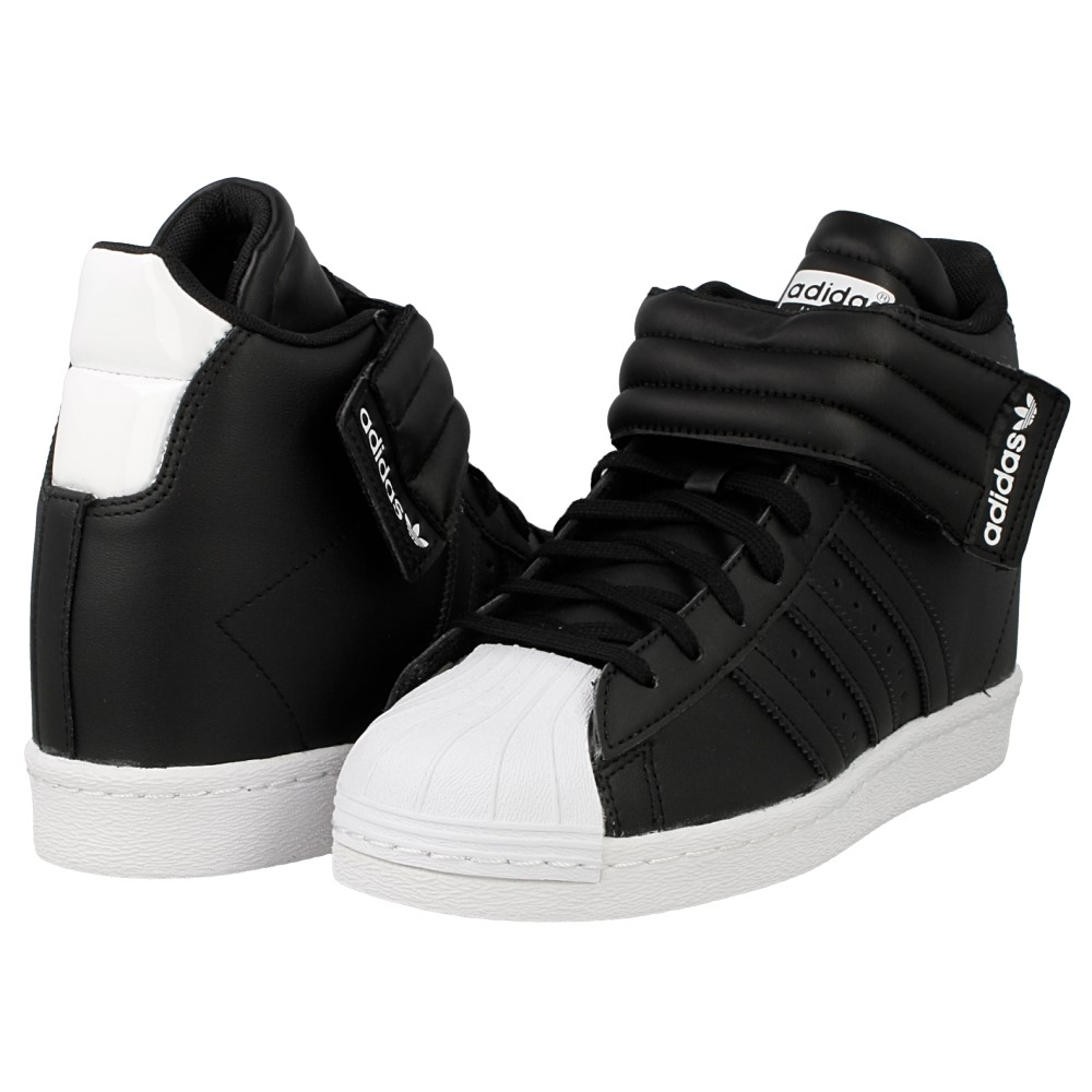 ADIDAS ORIGINALS SUPERSTAR UP 2 Strap Ladies Sneaker Shoes