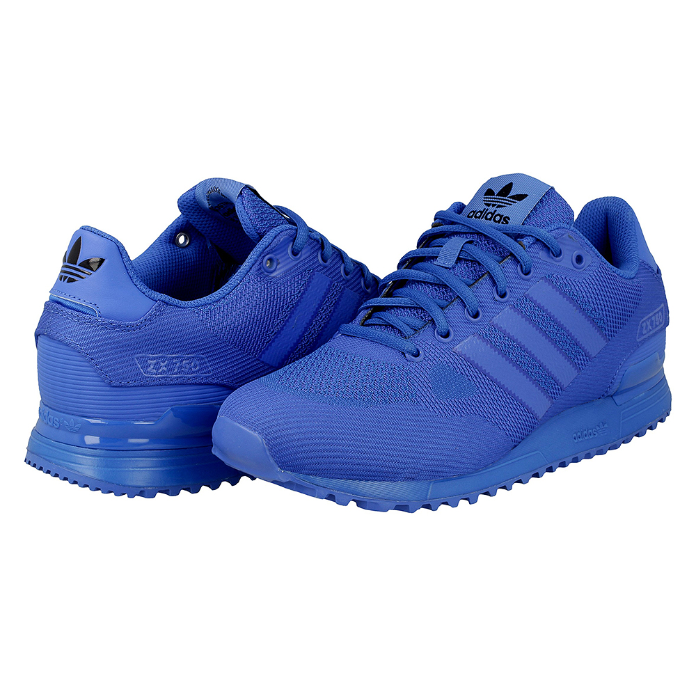 adidas ZX 750 WV Mens Shoes Blue