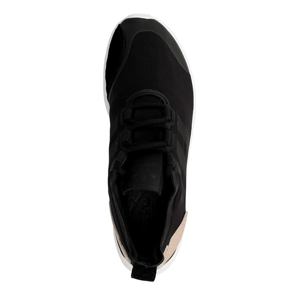 Adidas Zx Flux Adv Verve Shoes Black And Gold