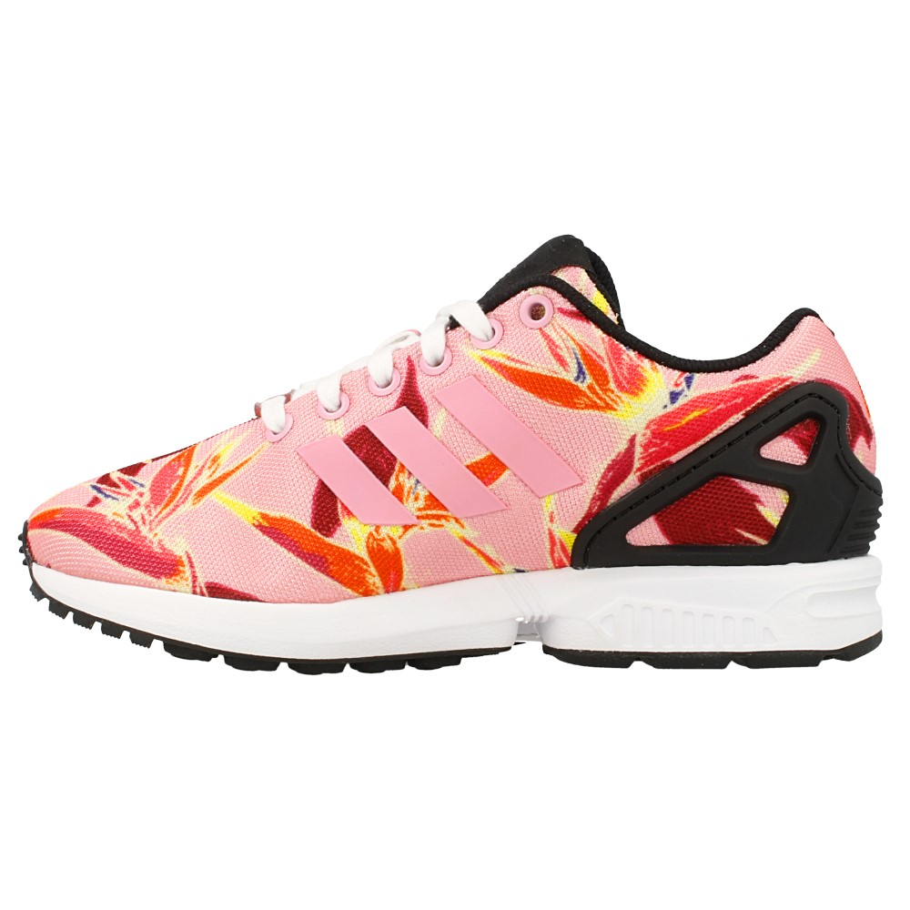adidas zx flux b34520 red orange pink en. Black Bedroom Furniture Sets. Home Design Ideas