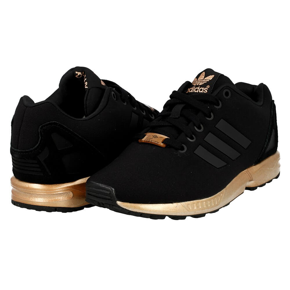 buty adidas zx flux s78977 gold