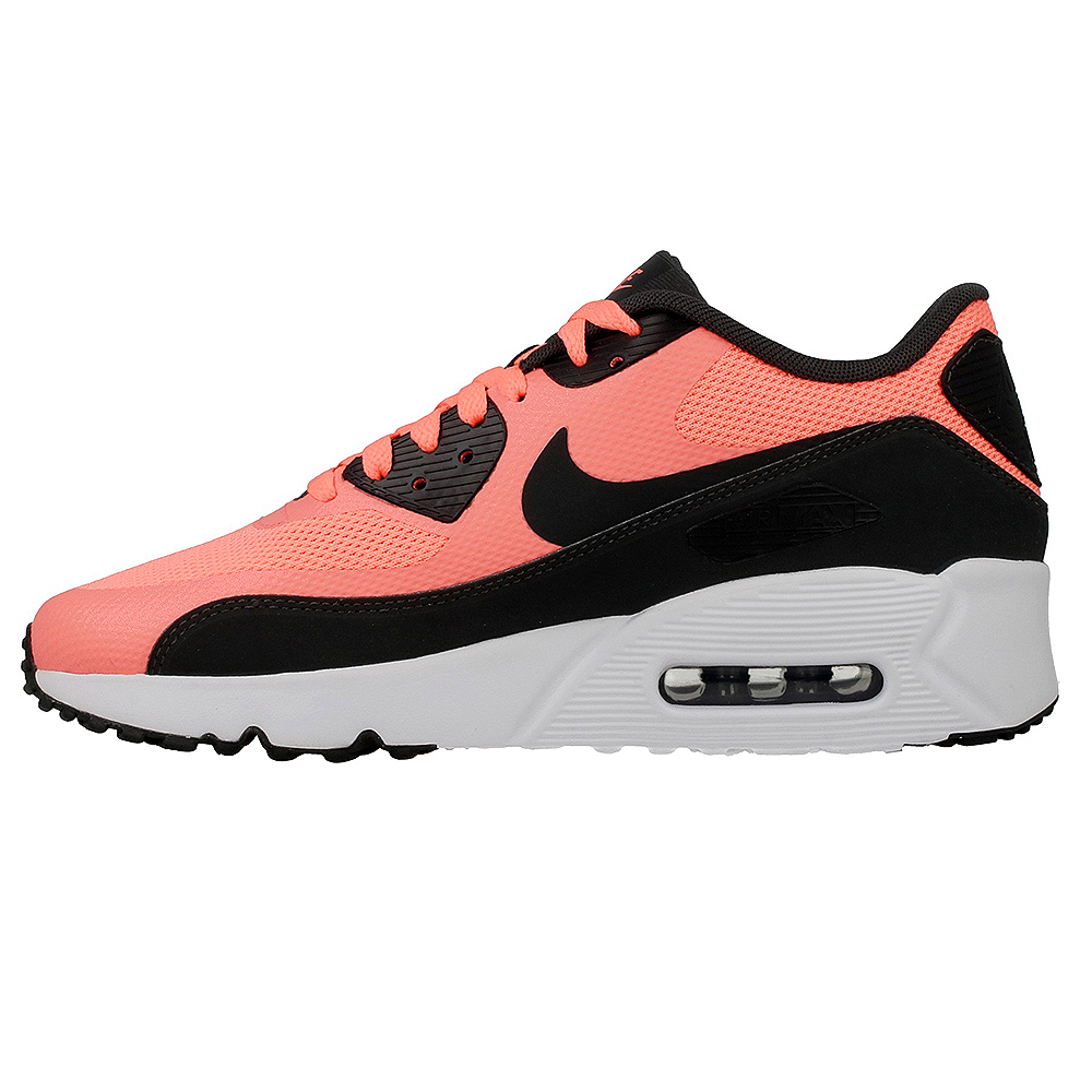 nike air max 90 ultra 2 0 gs 869951 600 black pink en. Black Bedroom Furniture Sets. Home Design Ideas