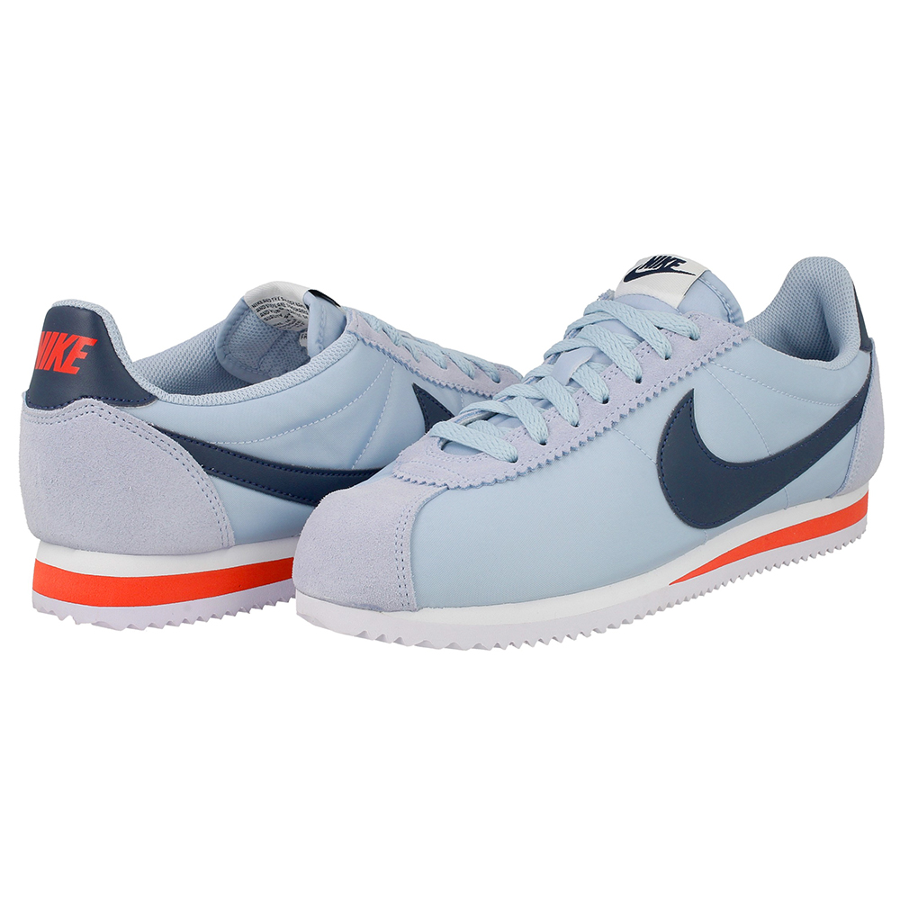 nike classic cortez nylon 807472 401 light blue red en. Black Bedroom Furniture Sets. Home Design Ideas