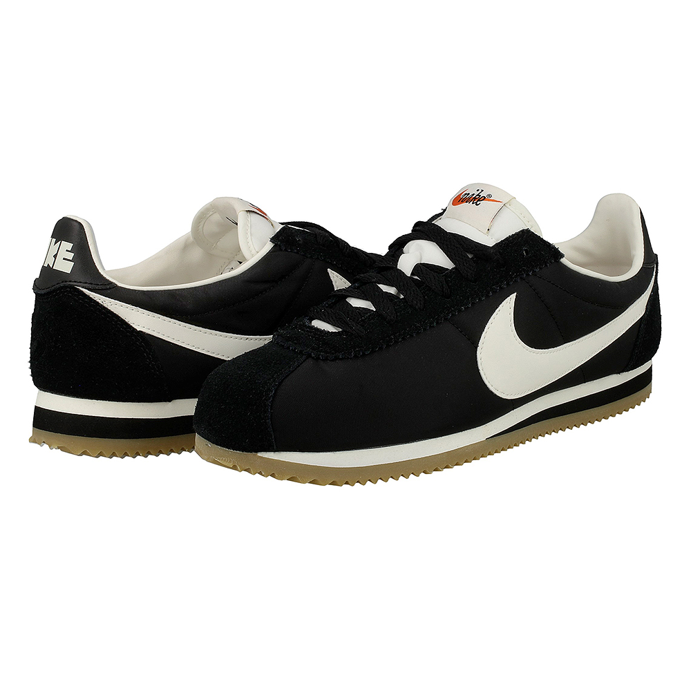nike classic cortez nylon prem 876873 002 black en. Black Bedroom Furniture Sets. Home Design Ideas