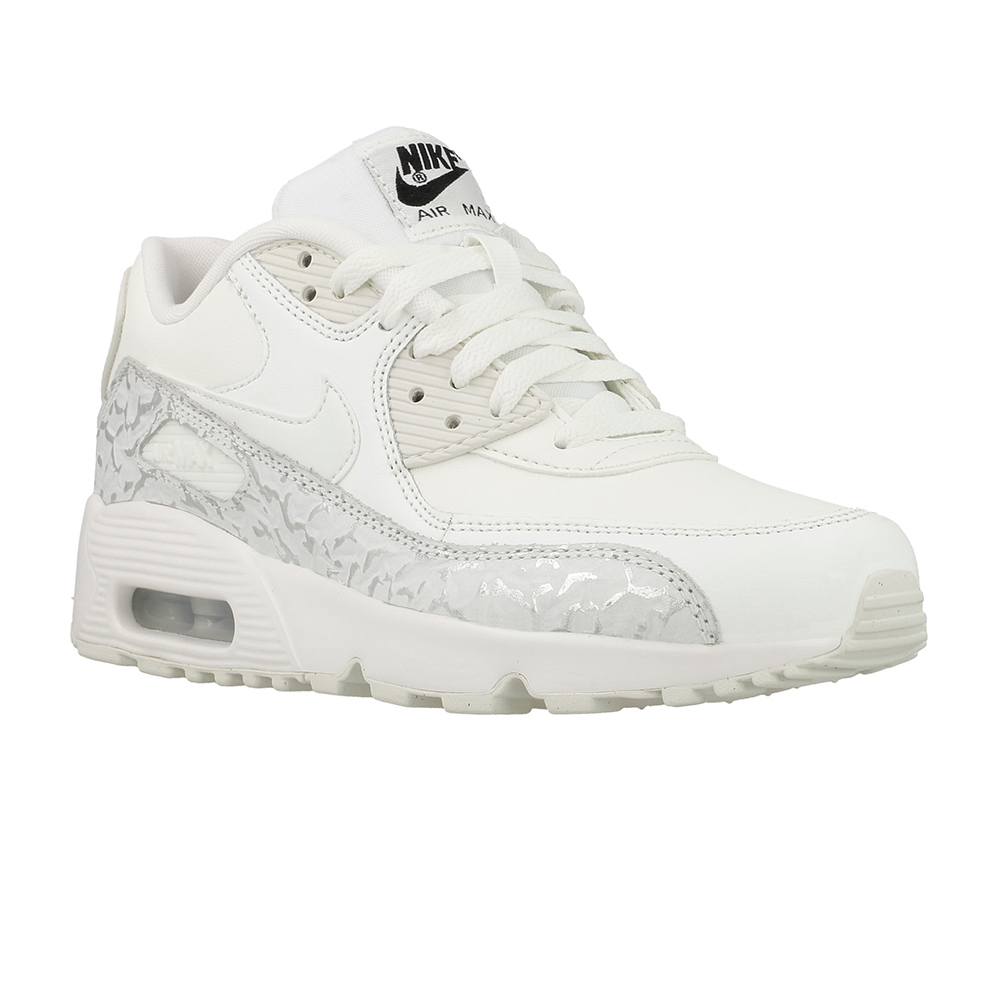 nike air max 90 ltr se gg 897987 100 beige cream silver en. Black Bedroom Furniture Sets. Home Design Ideas