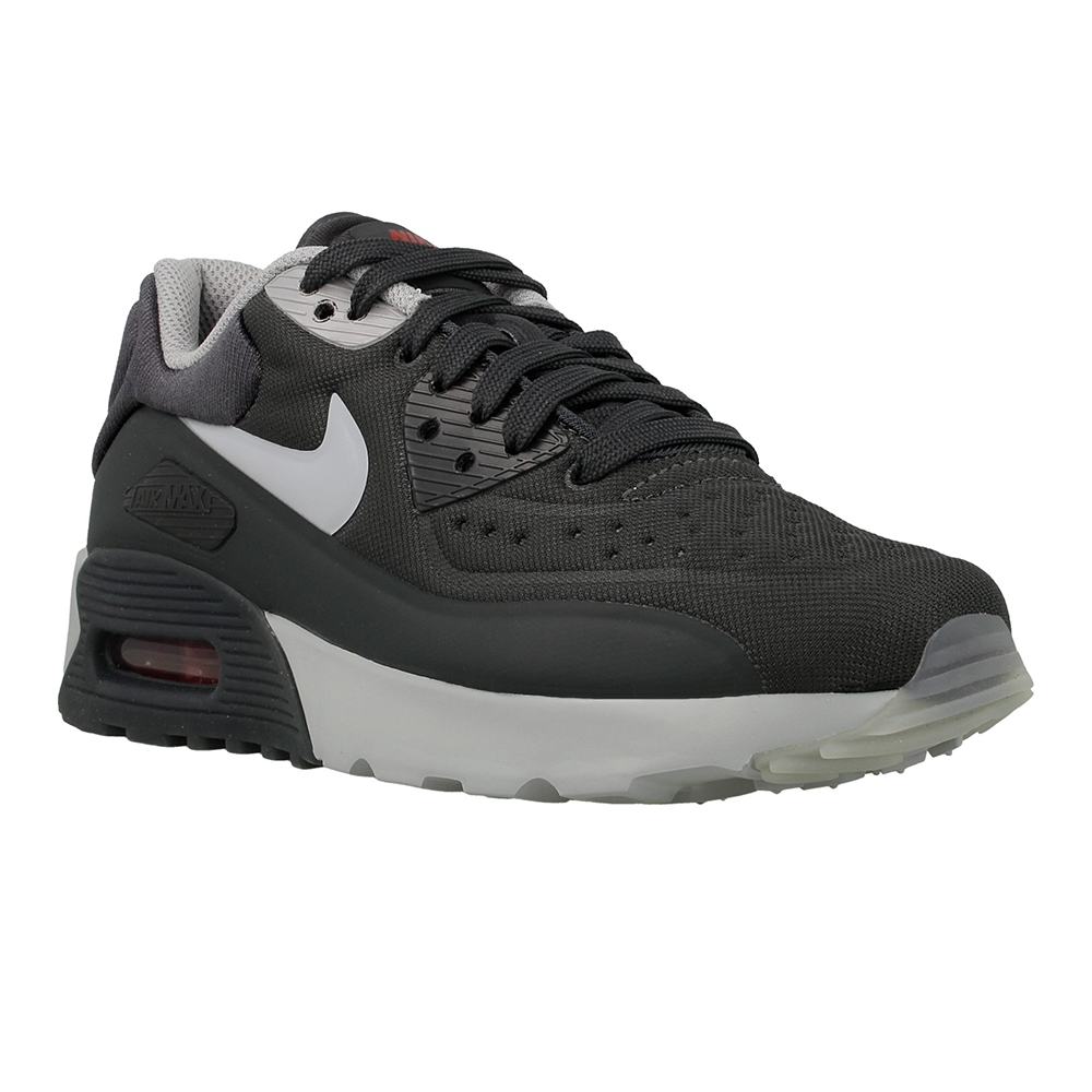 nike air max 90 ultra se gs 844599 005 black grey en. Black Bedroom Furniture Sets. Home Design Ideas