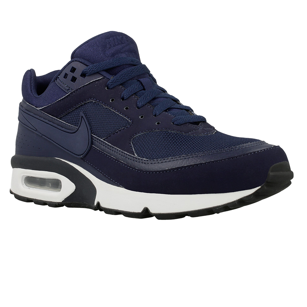 Nike Air Max BW 881981-400 | Dark Blue ⋆ EN Distance.eu