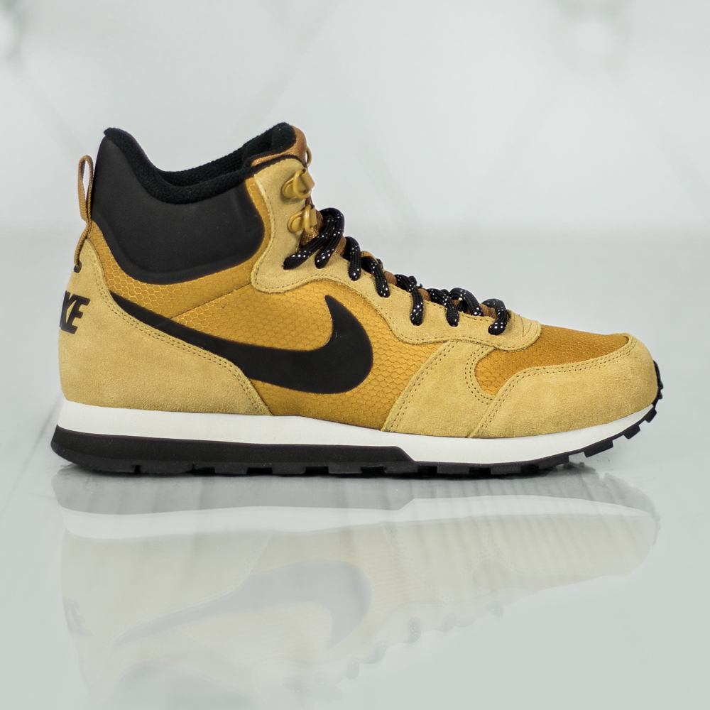 Nike - MD Runner 2 Mid Prem - 844864701 - Color: Beige-Marrón - Size: 45.5 tF3IiKD