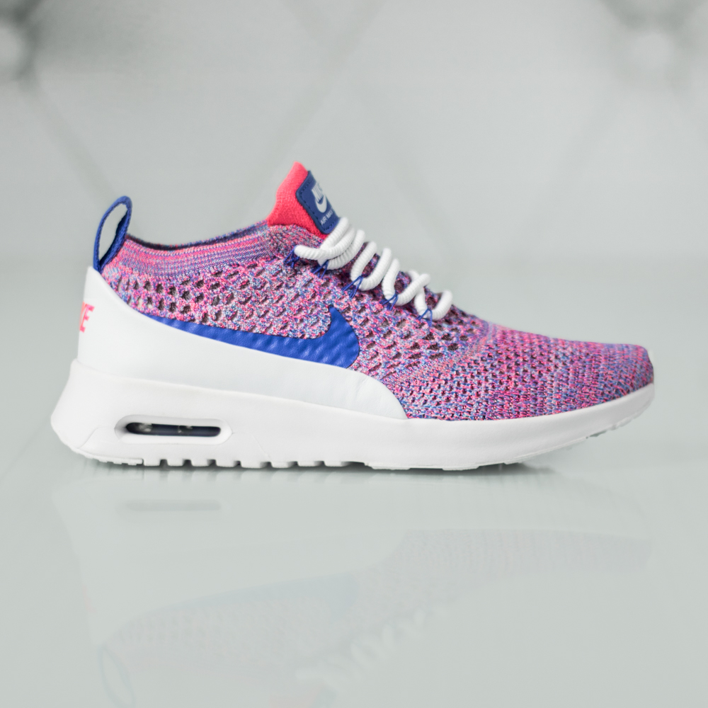 nike wmns air max thea ultra fk 881175 100 multicolored. Black Bedroom Furniture Sets. Home Design Ideas