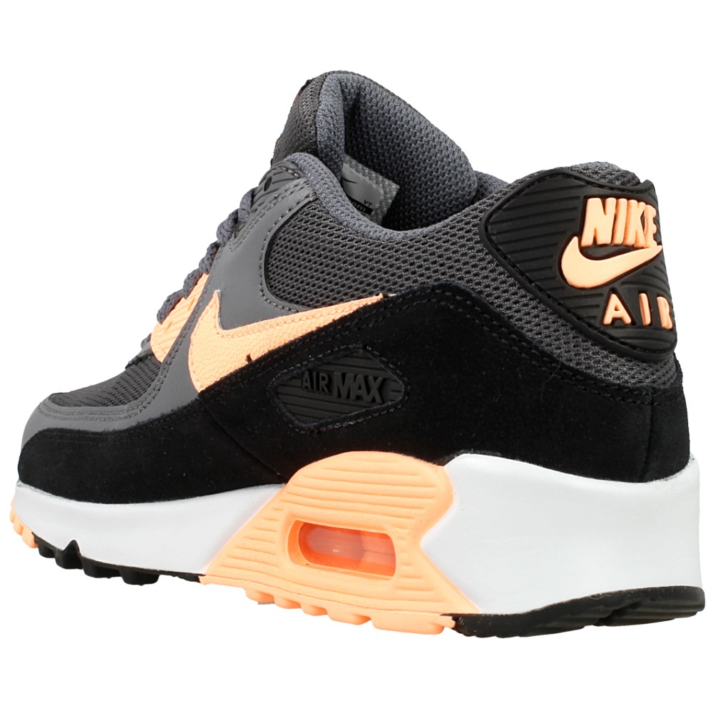 nike wmns air max 90 essential 616730 021 grau 36 nike shox vc vince charretier. Black Bedroom Furniture Sets. Home Design Ideas