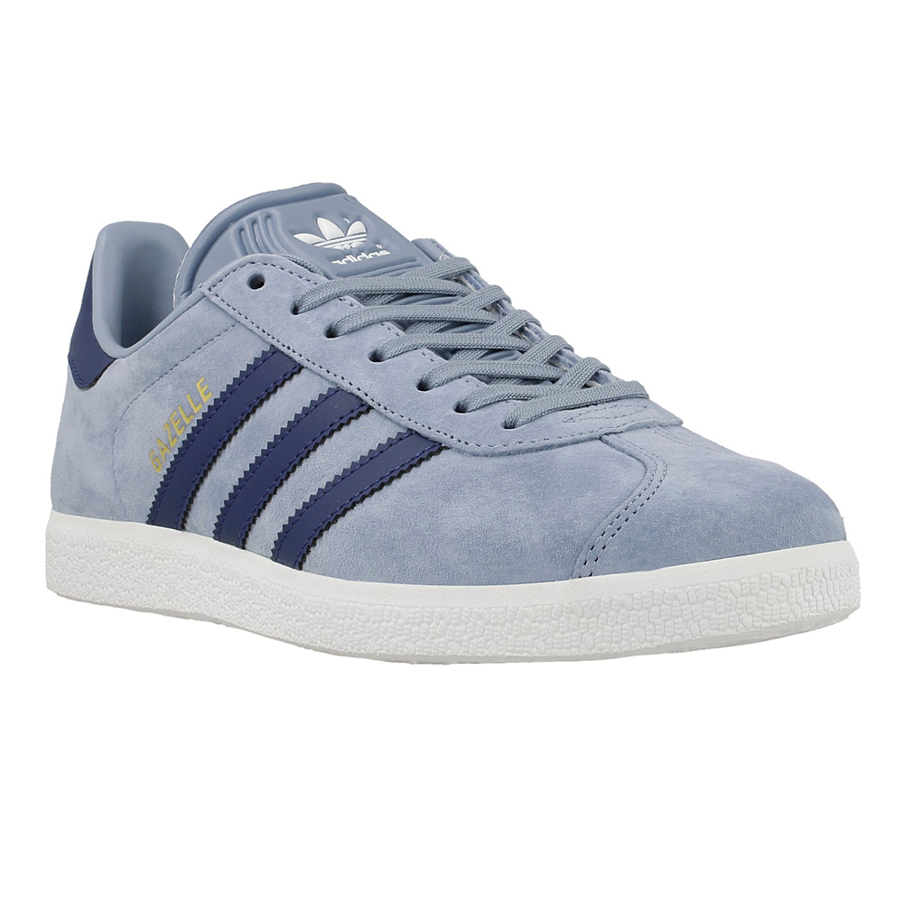 adidas gazelle w ba7657 light blue dark blue en. Black Bedroom Furniture Sets. Home Design Ideas