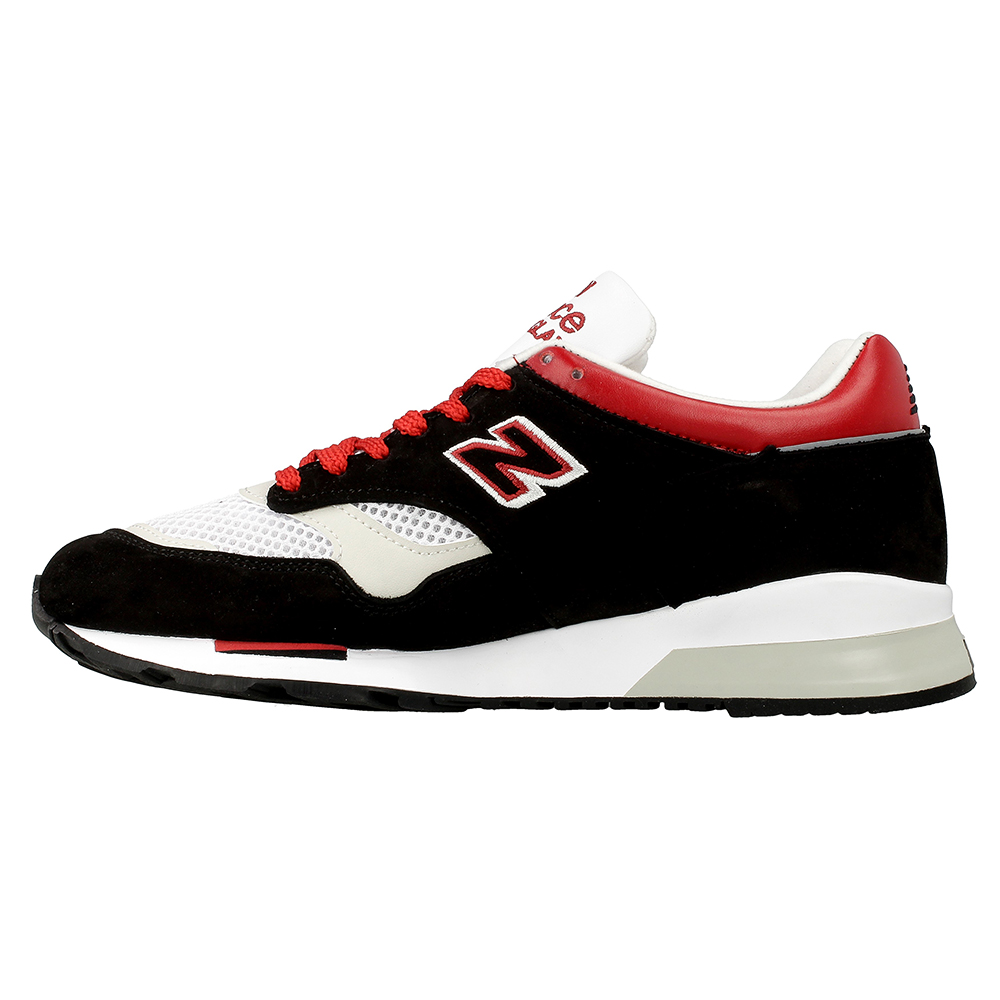 new balance 1500 m1500wr white black red en. Black Bedroom Furniture Sets. Home Design Ideas