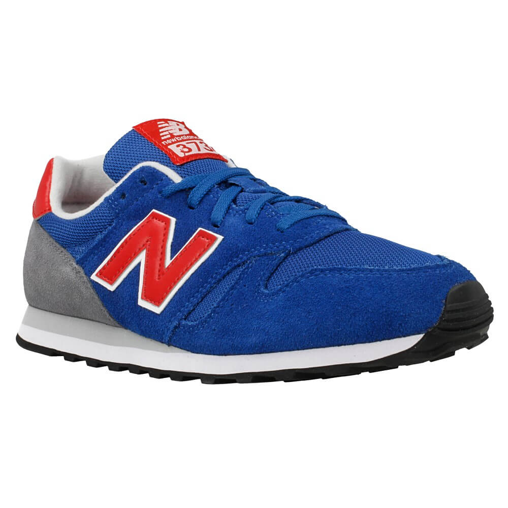 new balance 373 blue and red