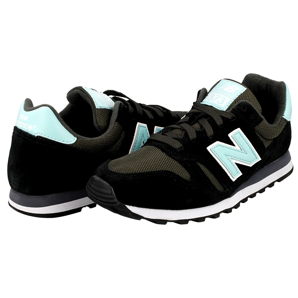 new balance 373 light blue