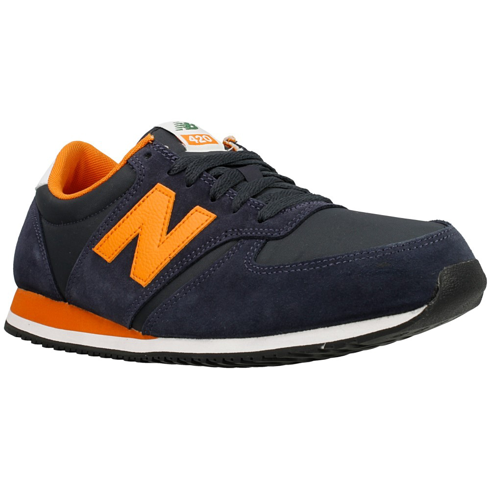 new balance 420 bleu orange