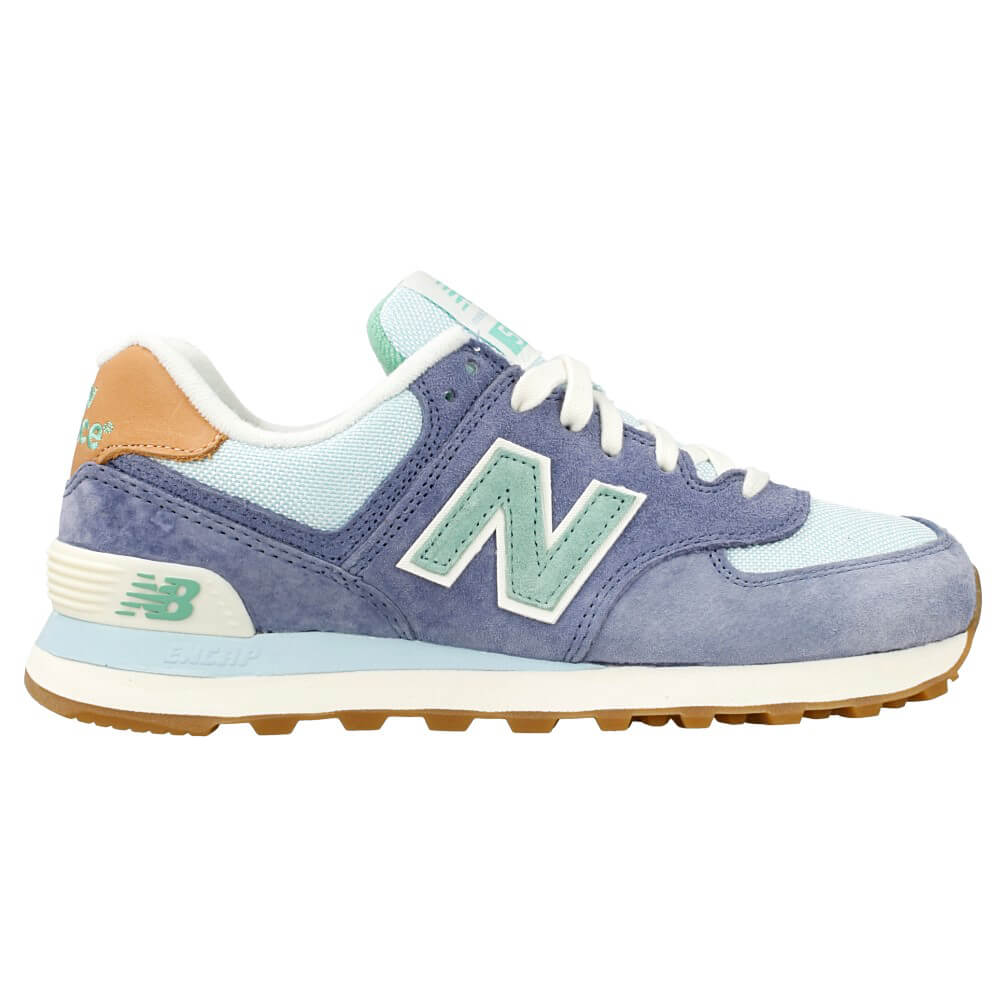 new balance women's 574 beach cruiser casual sneakers