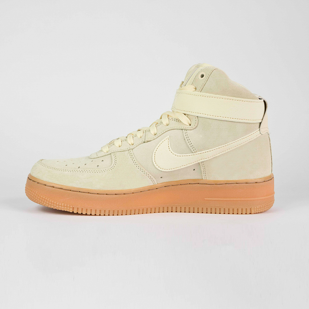 nike air force 1 high 39 07 lv8 suede aa1118 100 cream en. Black Bedroom Furniture Sets. Home Design Ideas