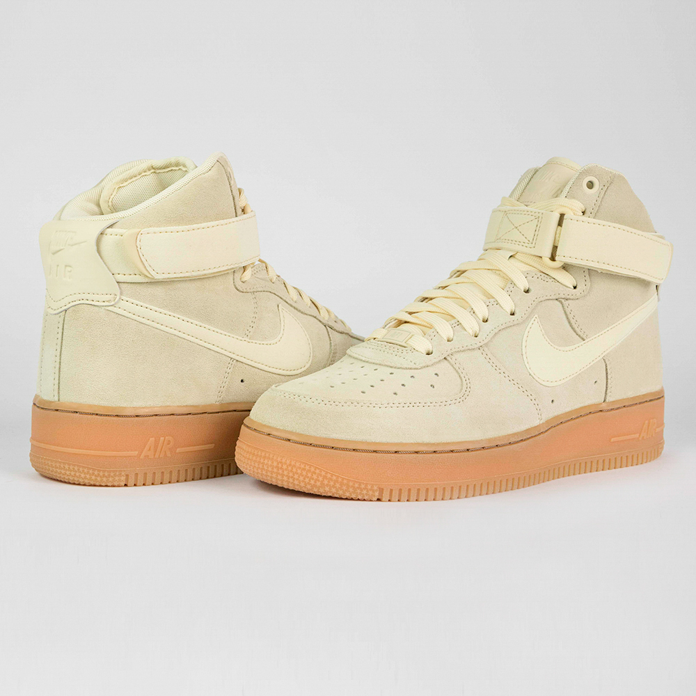 nike herren air force 1 high '07 lv8 suede