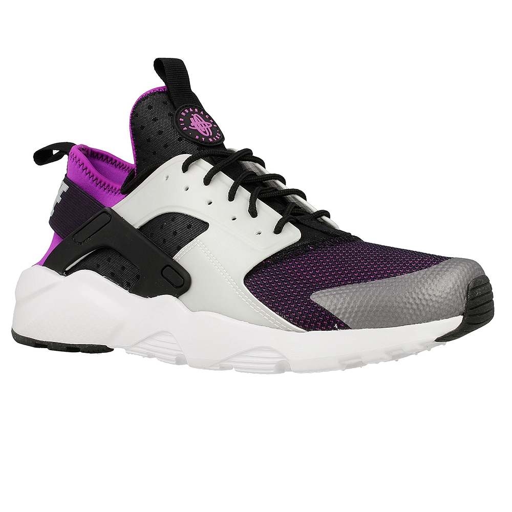 nike air huarache run ultra 819685 005 black purple grey en. Black Bedroom Furniture Sets. Home Design Ideas