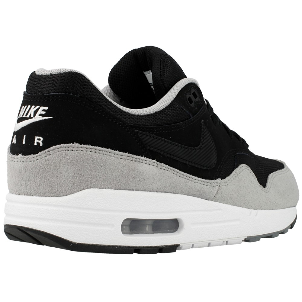 nike air max 1 essential 537383 021 beige white black. Black Bedroom Furniture Sets. Home Design Ideas