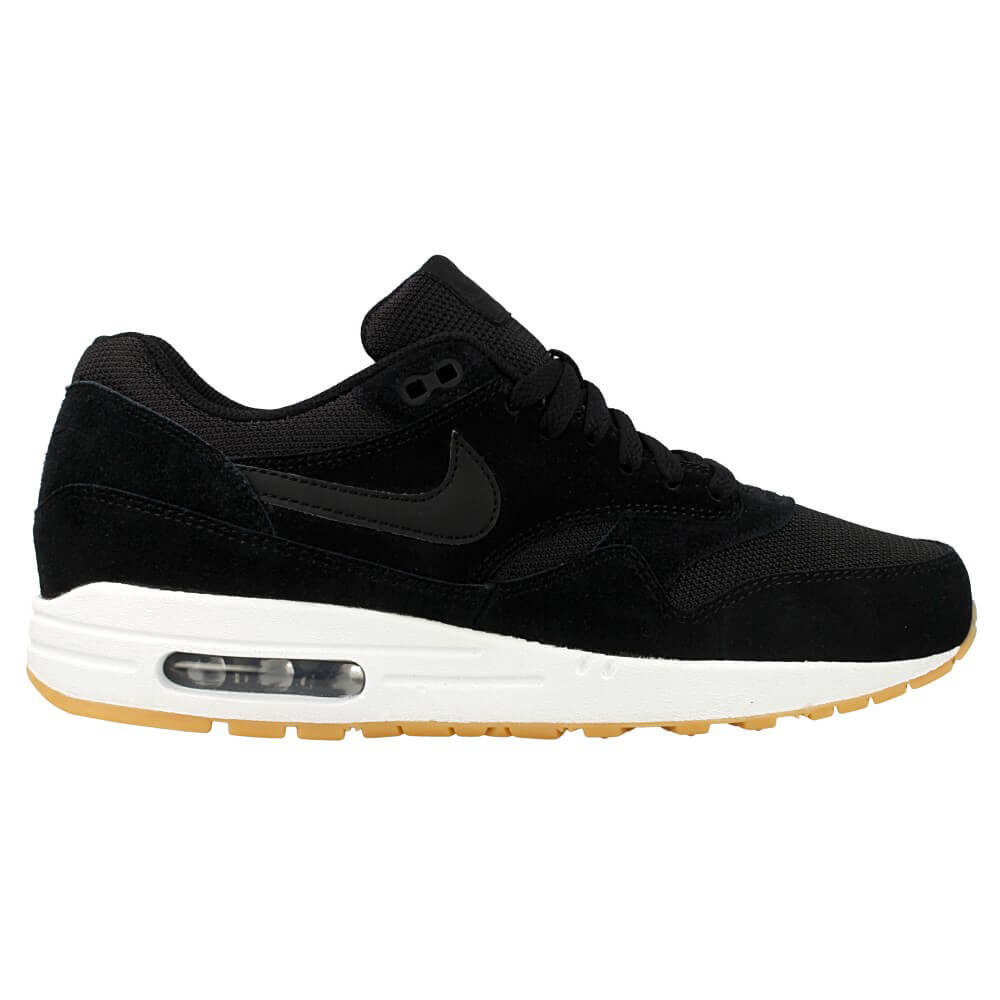 nike air max 1 essential 537383 024 black en. Black Bedroom Furniture Sets. Home Design Ideas