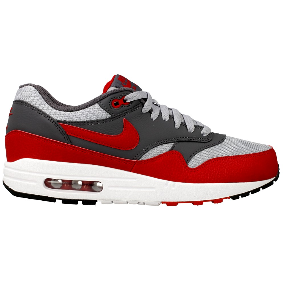 nike air max 1 essential 537383 062 red grey en. Black Bedroom Furniture Sets. Home Design Ideas