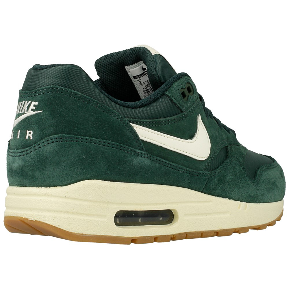 nike air max 1 essential 537383 311 green en. Black Bedroom Furniture Sets. Home Design Ideas