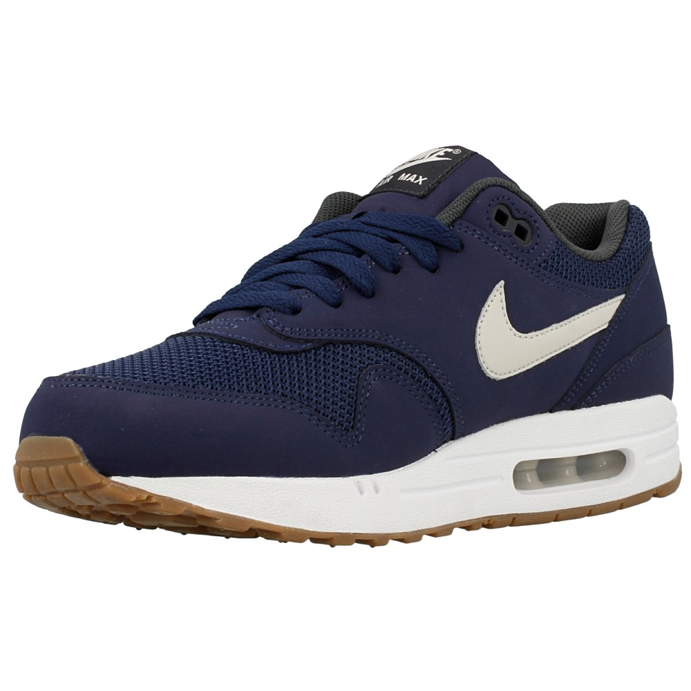 nike air max 1 essential 537383 401 dark blue en. Black Bedroom Furniture Sets. Home Design Ideas