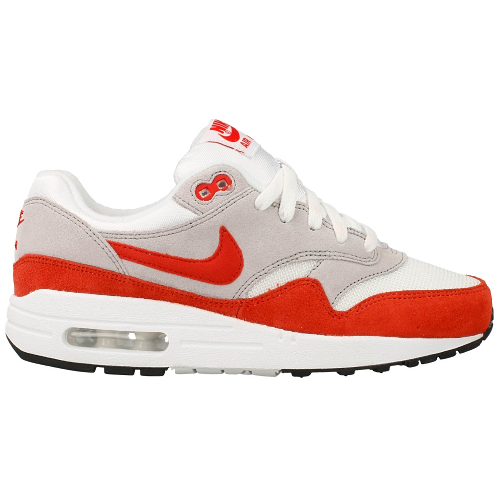 nike air max 1 og gs 555766 146 white red en. Black Bedroom Furniture Sets. Home Design Ideas