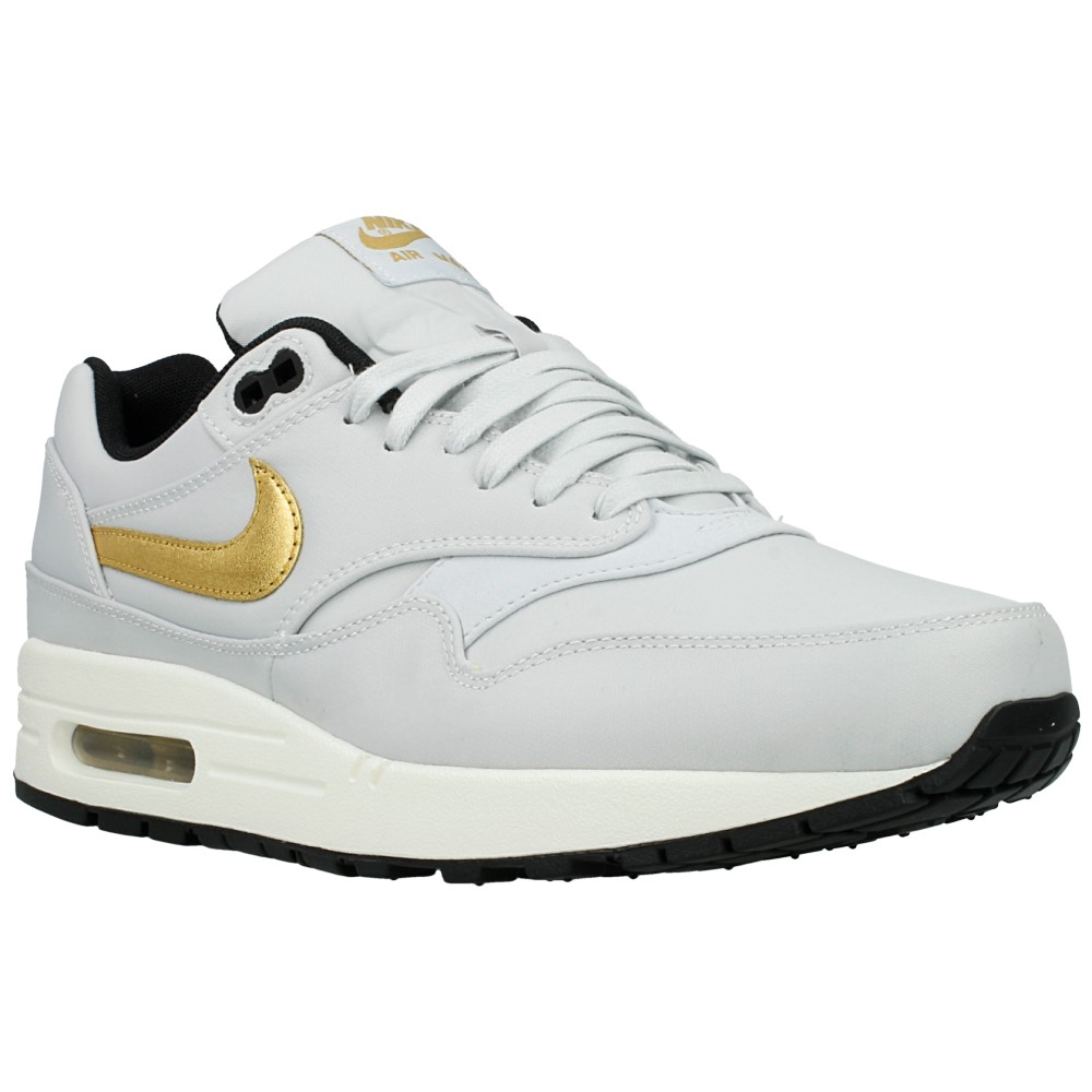 nike air max 1 premium qs 665873 001 beige gold en. Black Bedroom Furniture Sets. Home Design Ideas