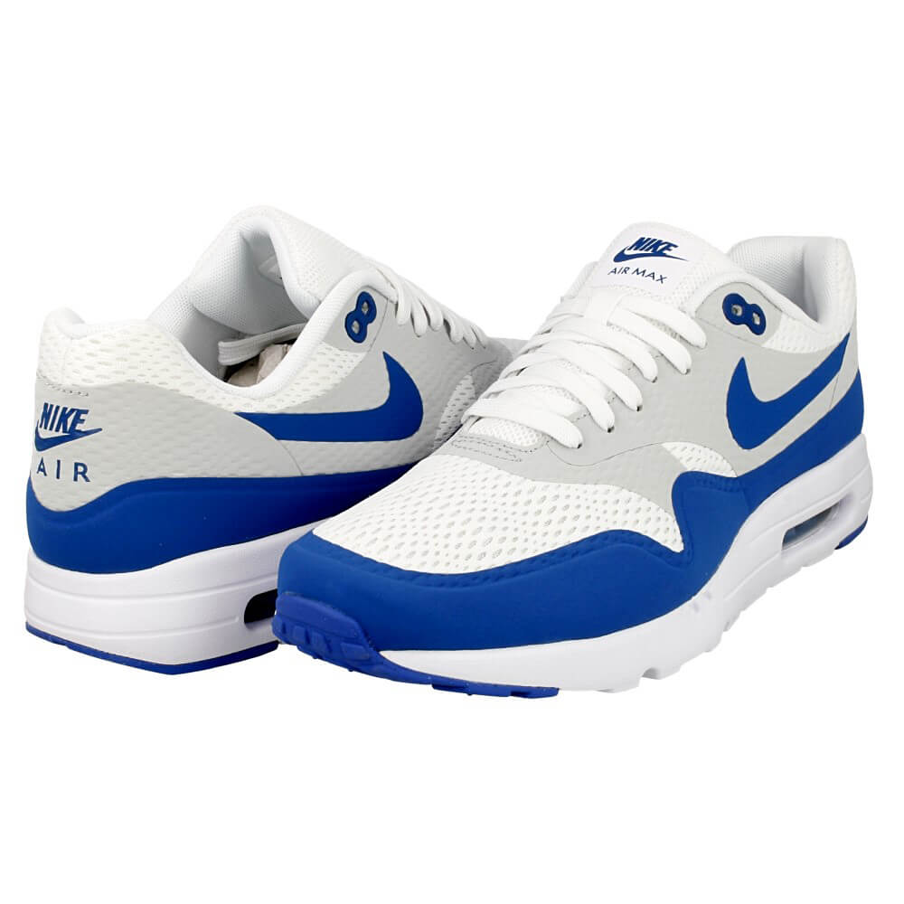 nike air max 1 ultra essential 819476 102 white blue grey en. Black Bedroom Furniture Sets. Home Design Ideas
