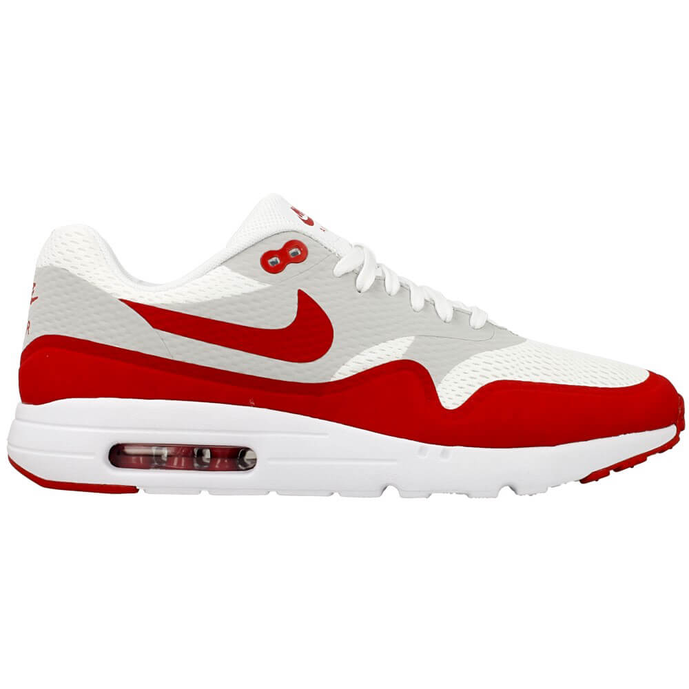 nike air max 1 ultra essential 819476 106 white red grey en. Black Bedroom Furniture Sets. Home Design Ideas