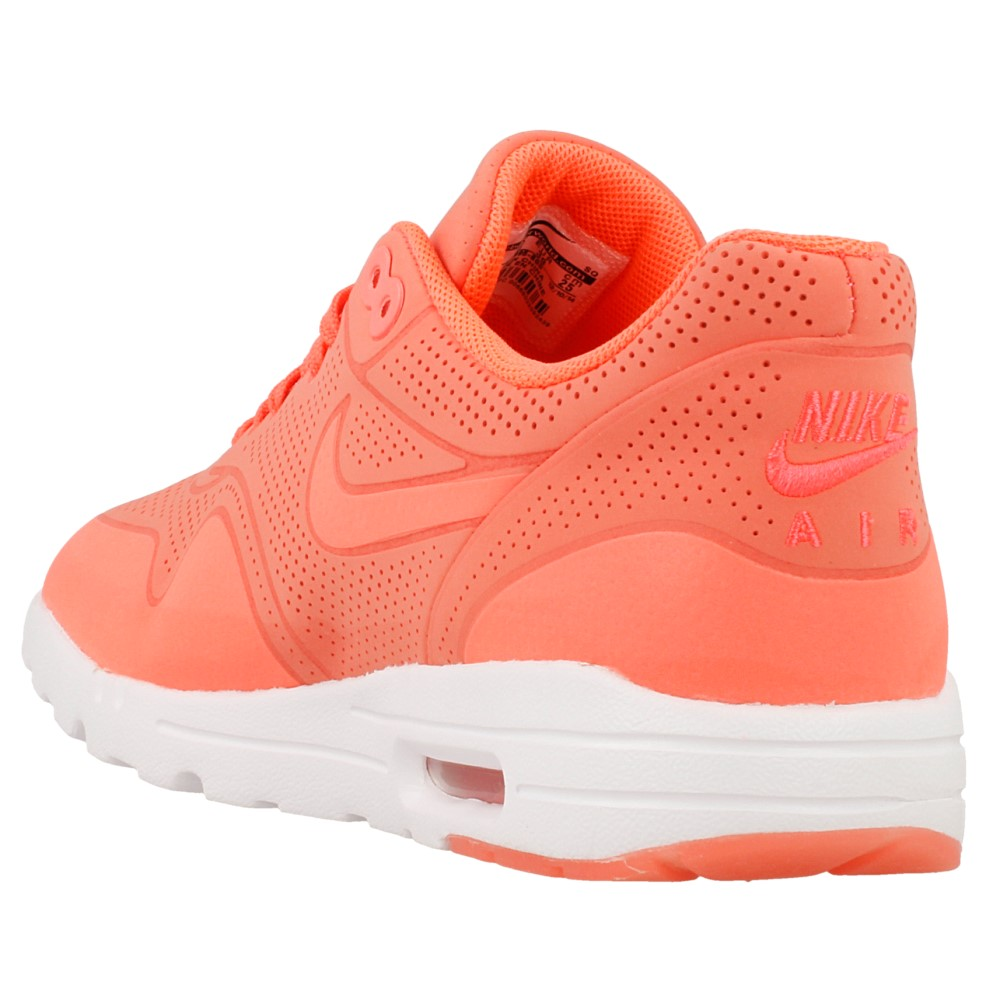 nike air max 1 ultra moire 704995 800 white orange en. Black Bedroom Furniture Sets. Home Design Ideas