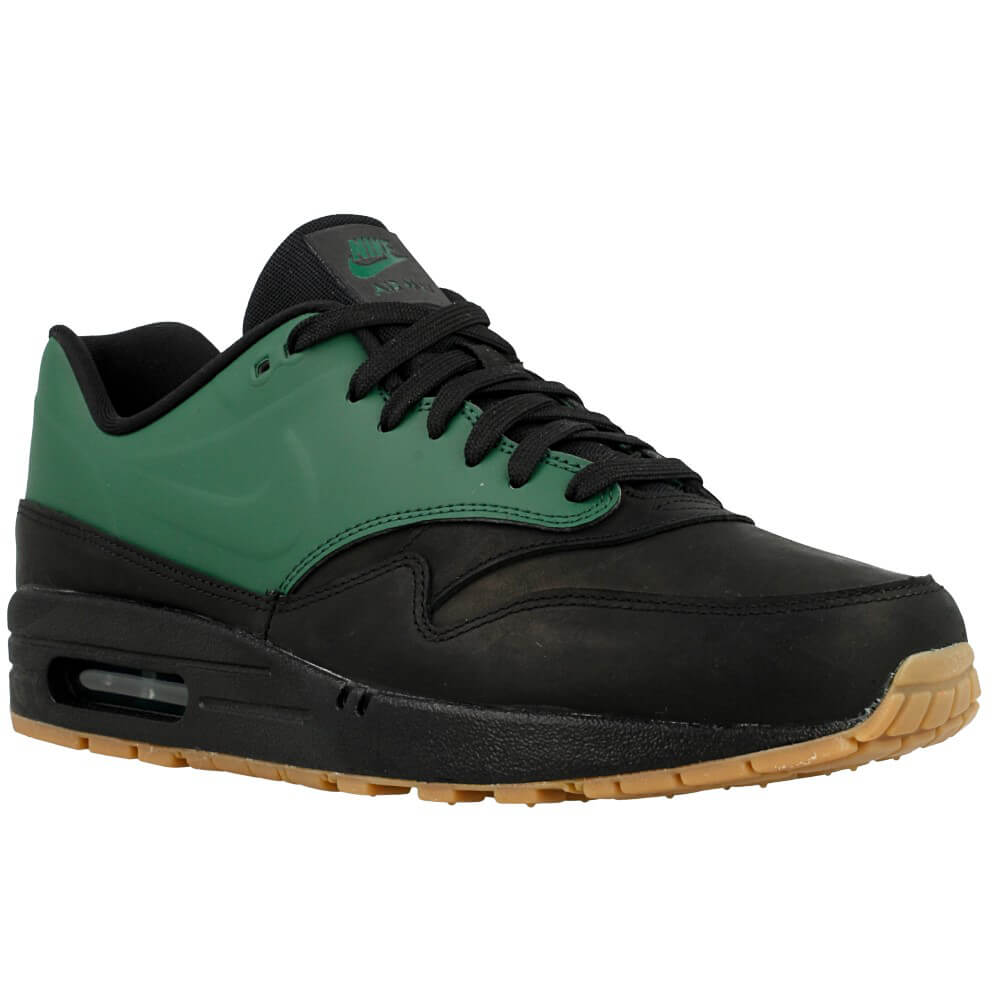 nike air max 1 vt qs 831113 300 black green en. Black Bedroom Furniture Sets. Home Design Ideas