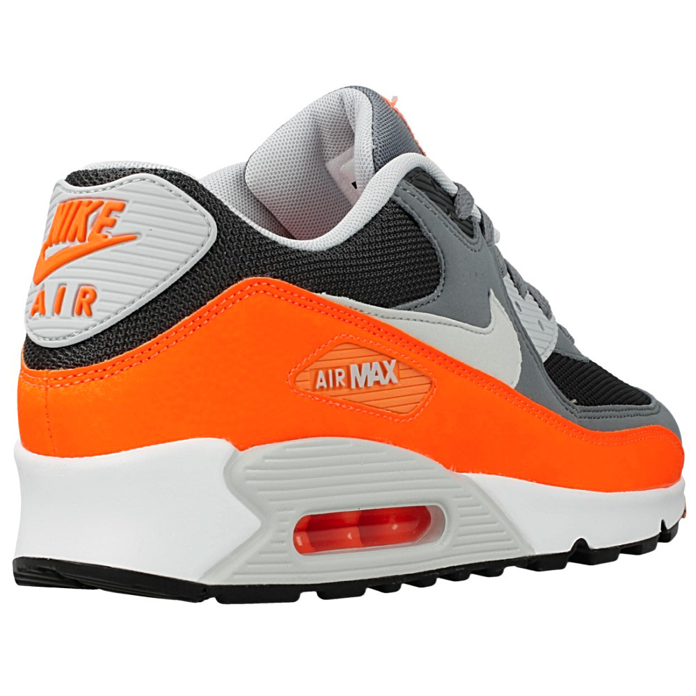 nike air max 90 essential 537384 038 orange grey en. Black Bedroom Furniture Sets. Home Design Ideas