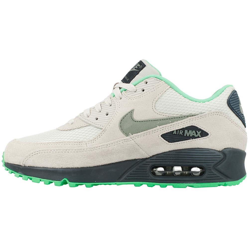nike air max 90 essential 537384 043 beige green en. Black Bedroom Furniture Sets. Home Design Ideas