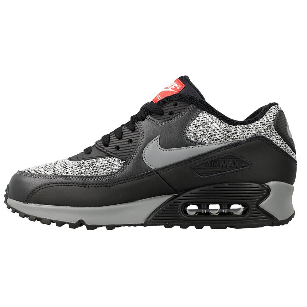nike air max 90 essential 537384 065 white black grey. Black Bedroom Furniture Sets. Home Design Ideas