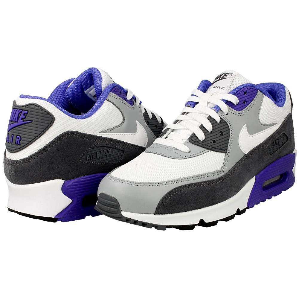 nike air max 90 essential 537384 122 white black. Black Bedroom Furniture Sets. Home Design Ideas